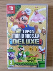 Super Mario U Deluxe Switch