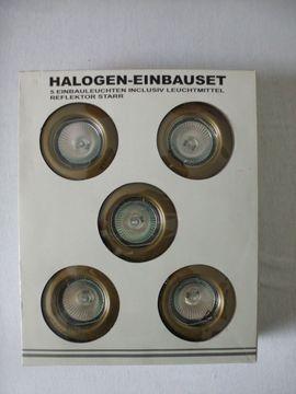 HALOGEN-EINBAUSET