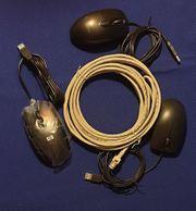 ISDN Kabel 3 opt Mäuse