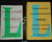 Taschenwörterbuch und Sprachführer ARABISCH