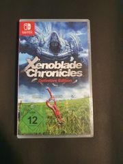 Xenoblade Chronicles Nintendo Switsch