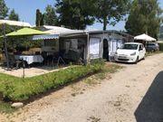Wohnwagen Knaus Azur 540tk auf