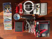 Nintendo Wii Mini Konsole inkl