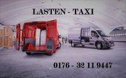 Kleintransporte Lasten-Taxi schnell und günstig