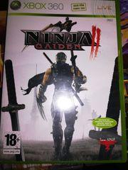 X Box ninja Gaiden