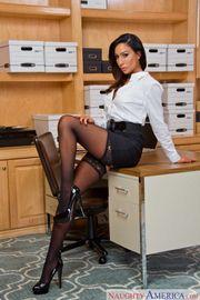Sekretärin erotik