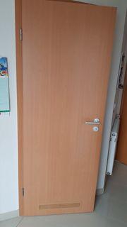 Zimmertüren 8 Stück inkl Drücker