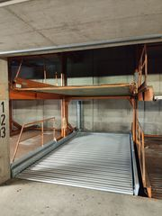 Duplex-Garagen-Stellplatz in der Innenstadt
