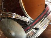 Alte Schlagzeuge Einzelne Trommeln Snares
