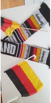 Fanartikel Deutschland Schal Deutschland Fahnen