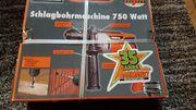 Schlagbohrmaschine 750W Neu