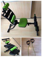 Swingmaxx Body Fitnesstrainer 6in1 Heimtrainer