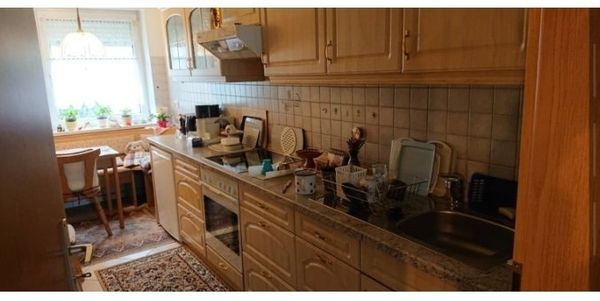Einbauküche Küchenzeile