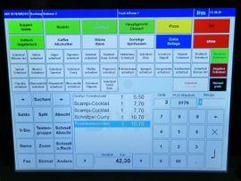 Kassensystem Zonerich ZQ-P1088 Max Touchscreen: Kleinanzeigen aus Kandel - Rubrik Gastronomie, Ladeneinrichtung