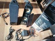 Aktive 2 0 Lautsprecher von