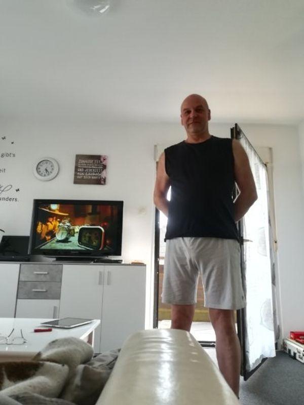 Ich suche eine Frau für