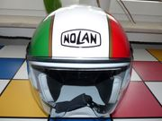 Nolan Tricolore Jethelm