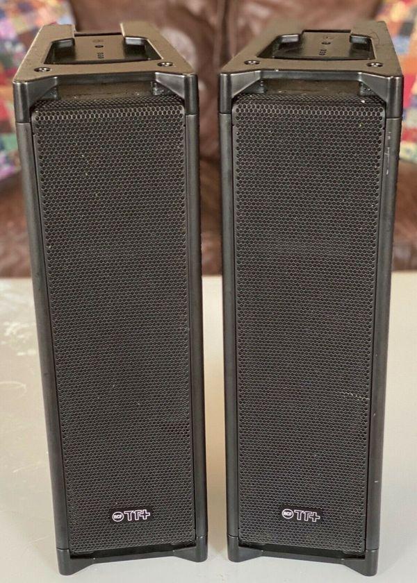 Koppeln Sie die RCF-Lautsprecher tt052a