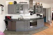 Küche im Landhausstil inkl Markenelektrogeräte