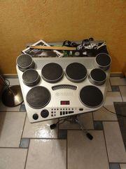 YAMAHA E-Drum SET Schlagzeug Snare