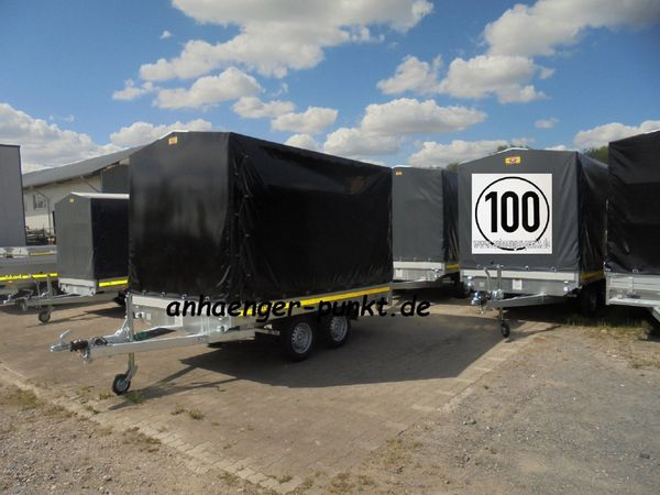 PKW PROFI Anhänger 310 cm