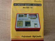 Entmagnetisierer Microtest