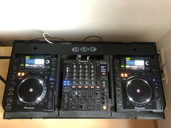 Pioneer DJ Set 2x Pioneer
