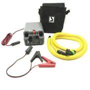 12V elektrische Luftpumpe 300mbar 450