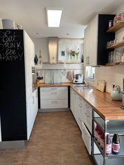 Küche inkl Einbaugeräte