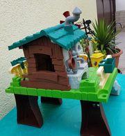 Spiel-Waldhaus