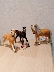schleich Pferde Set Neu mit
