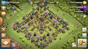 Coc Account Th10 fast maxed