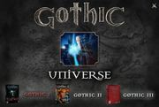 Gothic Universe Edition 1 2