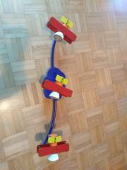 Schnäppchen Toll fürs Kinderzimmer Flugzeug-Deckenstrahler