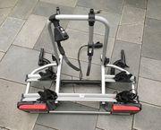 BMW Fahrradträger für X1 Heckvorbereitung