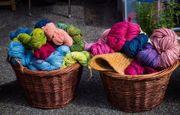 Suche Wollspenden für bedürftige Familien