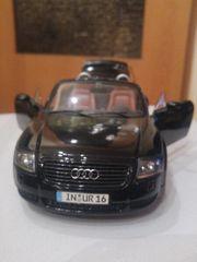 Audi TT 1 18