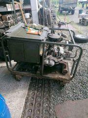 BW Stromerzeuger- Aggregat 7 5