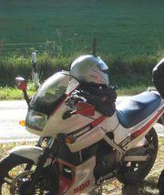 Kawasaki GPZ 500 Sitzbank und