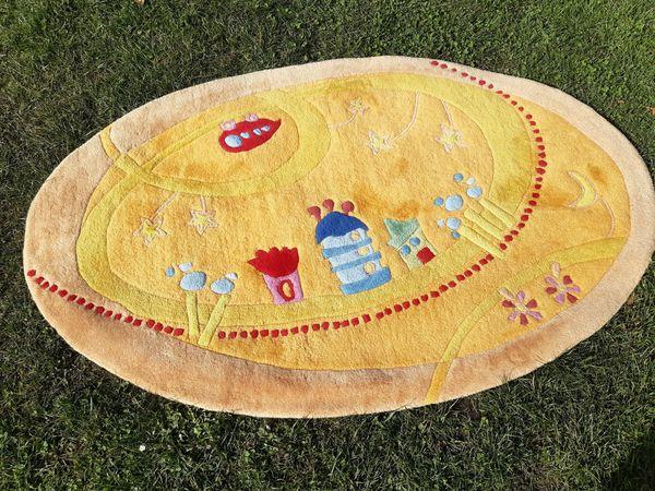 HABA Teppich - Kinderteppich Luna von