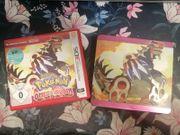 Pokemon Omega Rubin Steelbook