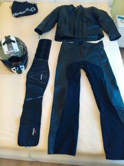 Lady-Motorrad-Kleidung