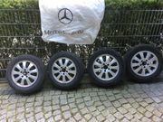 4 original Mercedes Felgen 6Jx15