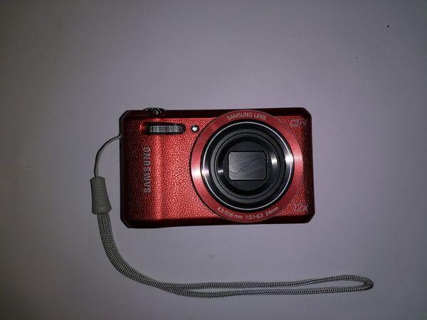 Samsung Kamera WB35F - Wifi NFC