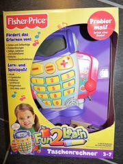 Taschenrechner für Kinder 3-7 Jahre