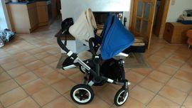 Doppelkinderwagen Bugaboo Donkey: Kleinanzeigen aus Dieburg - Rubrik Kinderwagen