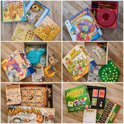 Kinderspiele Gesellschaftsspiele