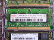 3 x Laptop- Notebook RAM