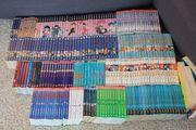 Manga Sammlung Auflösung Deutsch