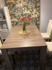 Tisch Esstisch Holz Esszimmertisch ausziehbar